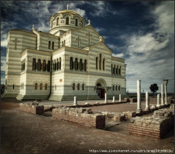 Храм Херсонеса